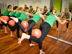 Barre Fit Express